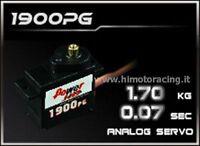 MINI SERVO ANALOGICO POWER HD 1.7 kg 0,07sec CON INGRANAGGI IN METALLO HD-1900PG