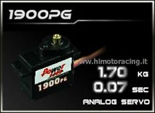 MINI SERVO ANALOGICO POWER HD 1.7 kg 0,07sec CON INGRANAGGI IN METALLO HD-1900PG