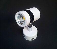 LED Spot light Picture light - 3 watt LED light - Warm White - Yellow (2700K)