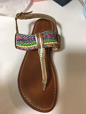 Cat & Jack Target Girls Sandals Size 1