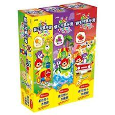 LION Oral Care Junior Toothpaste 45g x 3pcs(1 Strawberry,1 Grape, 1 Orange) Set