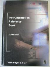 Intrumentation Reference Book Third Edition