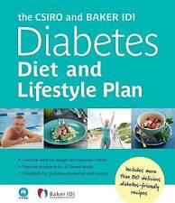 The CSIRO and BAKER IDI Diabetecs Diet and Lifestyle Plan - NEW