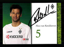 Nico van Kerckhoven Autogrammkarte Borussia Mönchengladbach 2004-05 + A 68913