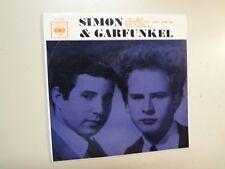 """SIMON & GARFUNKEL: I Am A Rock- Kathy's Song +2-Portugal 7"""" 1966 CBS 5736 EP PCV"""