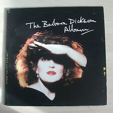 BARBARA DICKSON - The Barbara Dickson Album (Vinyl Album)