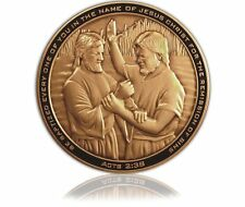LDS / Mormon Baptism Keepsake Challenge Coin