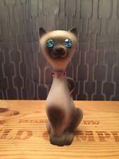 Mid Century Modern Art Pottery/ Ceramic Cat Sculpture Calif USA made