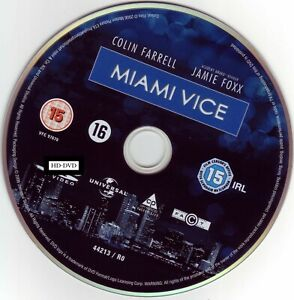 Miami Vice (DEUX FLICS A MIAMI) [HD DVD] Version Française ***
