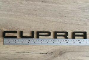 Seat Leon CUPRA R Acrylic Cut Letters