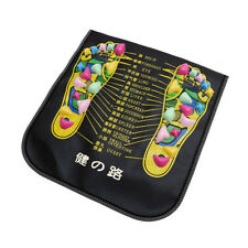 EG_ Foot Massager Mat Reflexology Walk Stone Pain Relieve Health Care Pad Utilit