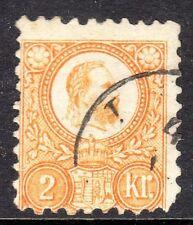 Hungary - 1871 Definitive Franz Josef - Mi. 8a VFU (1)