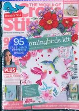 World of Cross Stitching: Issue 269 / July 2018 NEW Sealed With GIft
