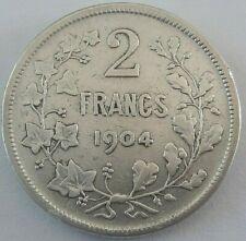 2 Francs, 2 Frank, 1866 <<<====>>> 1912 NL & FR, Zilver LA#BFM-112-115-116