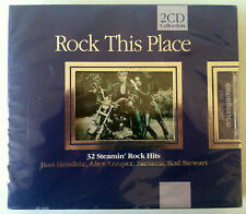 COFFRET 2 CD - ROCK THIS PLACE - NEUF (A2)