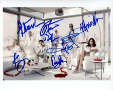 LAW & ORDER SVU signed CAST photo MARISKA HARGITAY RICHARD BELZER ICE T +3