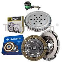Sachs 2 Piezas Kit de Embrague y Luk Dmf Csc para Ford Mondeo Hatchback 2.0 16V