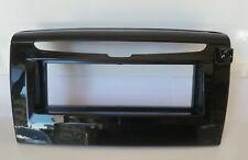 MASCHERINA AUTORADIO 1 DIN PER LANCIA YPSILON 2012/> 90740//NL NERO LUCIDO