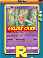 Rotom Playset (Psychic) -  for Pokemon TCG Online ( DIGITAL ptcgo in Game Card)