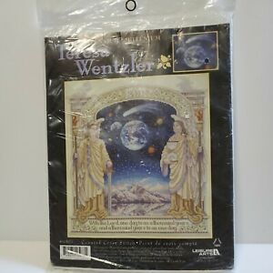 TERESA WENTZLER Counted Cross Stitch Kit MILLENNIUM - NEW IN PACKAGE
