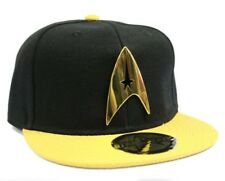 STAR TREK CAPTAIN KIRK CLASSIC LOGO SNAPBACK CAP 16cf0b8a3e77