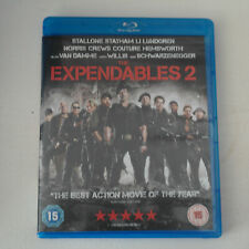 Bluray Expendables 2  (Stallone / Statham)