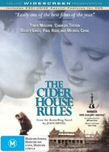 The Cider House Rules DVD Charlize Theron - DRAMA
