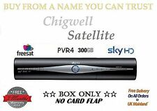 SKY+ PLUS HD 300GB  BOX -WARRANTY-NEXT DAY DELIVERY- BOX ONLY