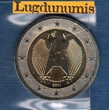 Allemagne 2011 2 Euro D Munich FDC provenant du coffret BU 44000 exemplaires