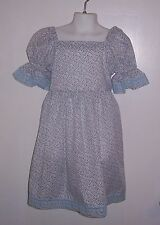 Civil War / Victorian Girl's Dress NEW size 3