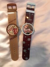 A Christmas Story Large Wide Face Watches Ralphie with Bb Gun & Fragile