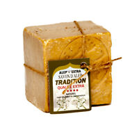 Traditional Aleppo Soap Laurel Oil 8% - 200g  *Flat rate postage* - SAVON D'ALEP