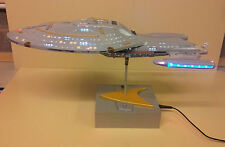 LIGHTING KIT FOR REVELL 04801 STAR TREK VOYAGER, . NEW. (MODEL NOT INCLUDED)