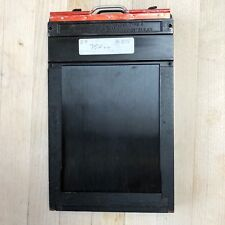 3 1/4 x 4 1/4 graphic film holder, type 5, metal and wood, no leaks, fast ship.