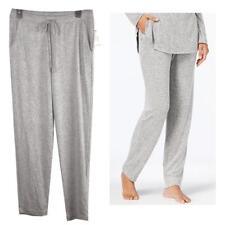 Alfani Knit Lounge Pajama Pants Charcoal Heather New Ch Size