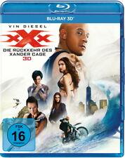 xXx: Die Rückkehr des Xander Cage 3D (only 3D) (Vin Diesel) * BLU-RAY-NEU