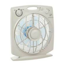 Ventilador Box Fan S&P Meteor ESN 30cm