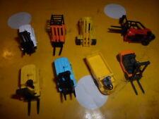 Wiking &Co. 1:87 H0  Gabelstapler- Flurförderfahrzeuge  Konvolut 8tlg