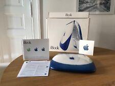 Apple Ibook G3 Mac Laptop Rarität