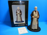 Star Wars 2003 A New Hope Attakus Ben (Obi-Wan) Kenobi Statue ~ #1271/1500