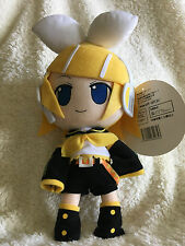 Kagamine Rin Vocaloid Nendoroid Plush - Authentic Gift Company product Japan
