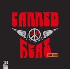 Canned Heat - 50th Anniversary Live 2015 [New Vinyl] 180 Gram, Anniversary Editi