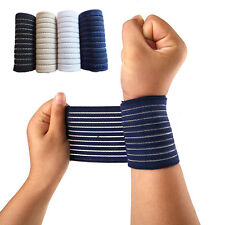 Breathable Hand Wrist Wrap Support Band Protector Brace Elastic Injury Sport~