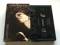 MARIAH CAREY...EMOTIONS - - 1991 Australian Cassette Single