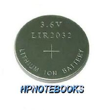 Li-ion Rechargeable LIR2032 LIR 2032 BIOS CMOS BATTERY AKKU BATTERIE Batería
