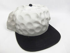 San Sun Baseball Hat Snapback Golf Design It's One Size Fits All Adjustability: