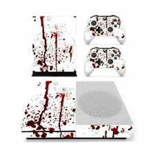Bloody Vinyl Decal Skin Stickers Cover for Xbox One S Console & 2 Controllers US
