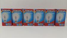 30w46w77w Halogen Clear Eco GLS Light Bulbs BC ES Push/Screw In 40w60w100w