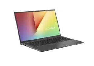"ASUS FHD 15.6"" Laptop 8GB 128GB SSD AMD Ryzen 3 1920 x 1080 Backlit KB Finger Pr"