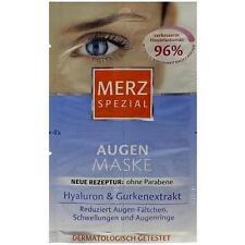 MERZ Spezial Augen Maske 4X1 ml PZN 9011548